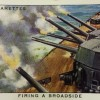 Firing a Broadside_Cig Card
