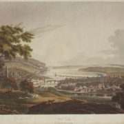 'City of Cork' by Thomas Sautelle Roberts, 1 July 1799. (British Library, Public Domain)