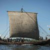 The Saga Oseberg (lanched in 2012), which is a replica of the Oseberg vikingship that was found in Norway in 1903.